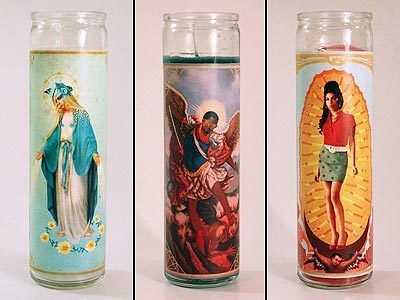 Would you light a candle to Saint Amy Winehouse of Guadalupe ...