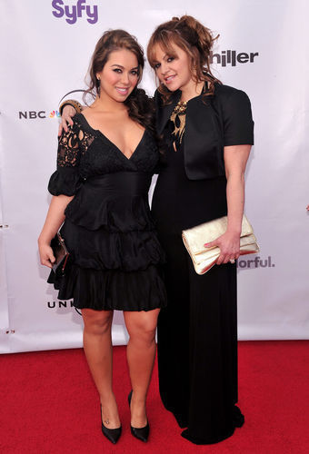 Jenni Rivera and Chiquis Rivera