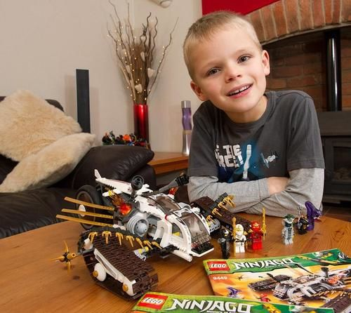 Best Toys For Boys Ever : Year old boy writes letter to lego after losing toy