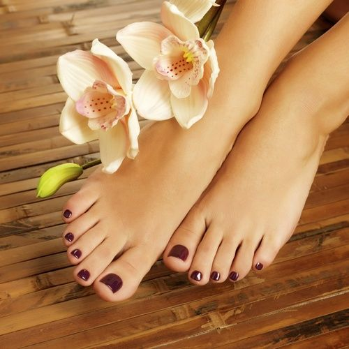 How to get a spa pedicure right at home mam slatinas for A fresh start beauty salon