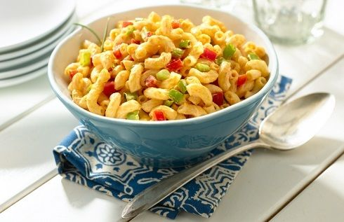 Mexican pasta salad recipe