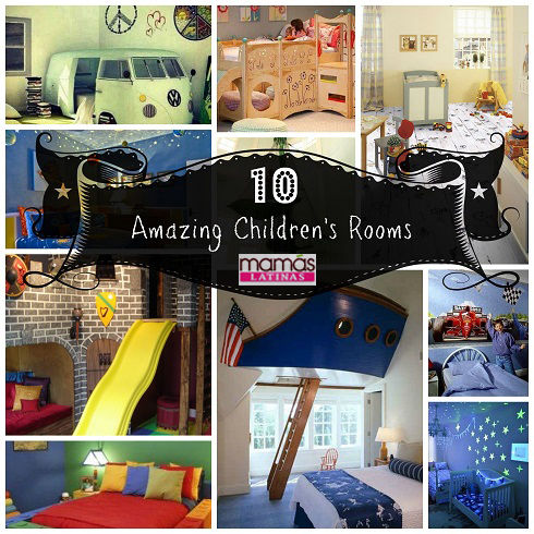 amazing kids rooms
