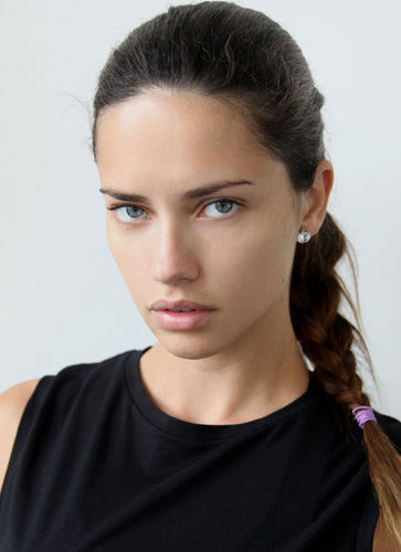 It Looks Like Supermodel Adriana Lima Is Finally Returning As The Face Of Maybelline Yay The  Year Old Brazilian Beauty Has Been The Face Of Many