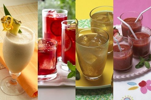 iced tea drink ideas