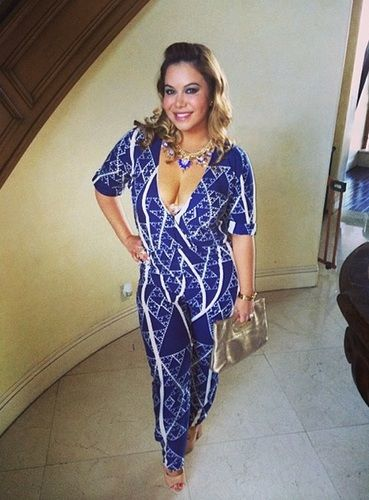 Chiquis Rivera Weight Loss 2015