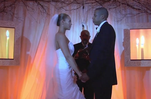 Beyonce and Jay-Z getting married