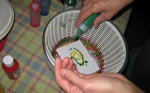 uses for a salad spinner
