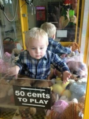 colin claw game