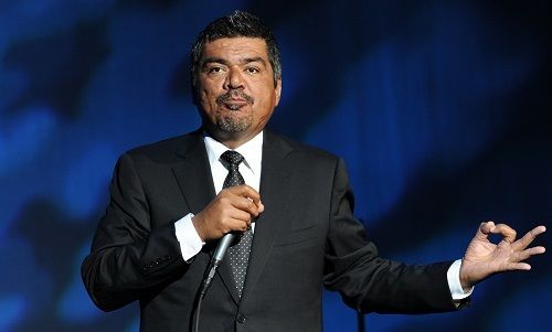 George Lopez mistaken for housekeeping