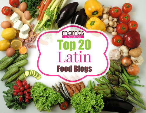 Top 20 Latin Food Blogs
