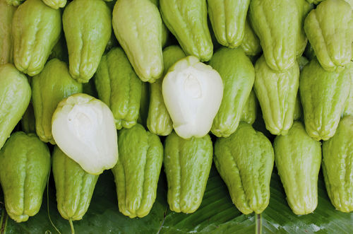 chayote how to eat raw