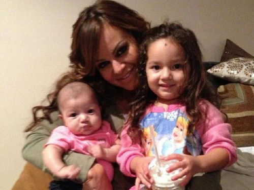 jenni rivera and grandchildren