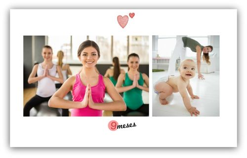 pregnant women exercising
