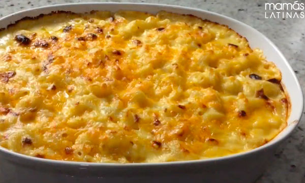 como hacer mac and cheese