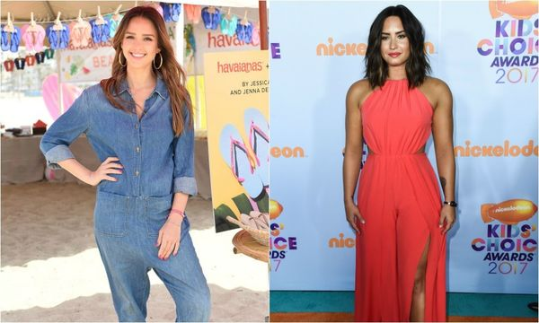 254dd51b8329 Jumpsuits are the new LBD. The staple fashion piece has been a favorite  among celebs like Jessica Alba and Demi Lovato. Perhaps that s because  either you ...