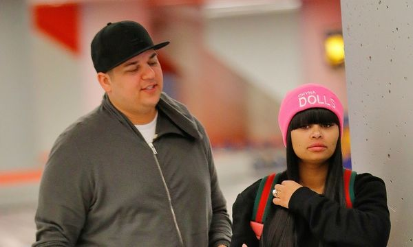 Rob Kardshian could go to jail for revenge porn against Blac Chyna