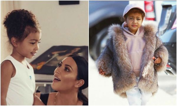North West lives a luxury life
