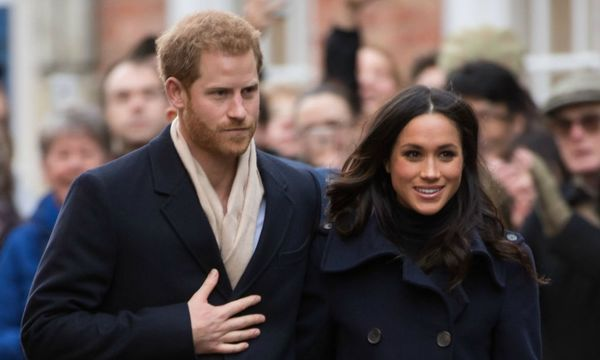 Prince Harry and Meghan Markle confirm their wedding date