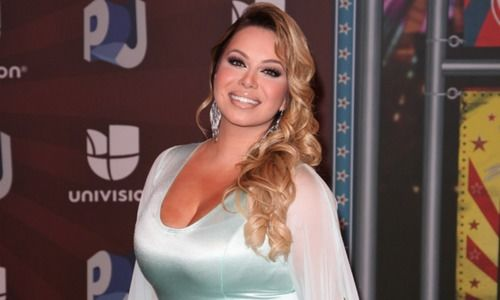 images of chiquis rivera naked