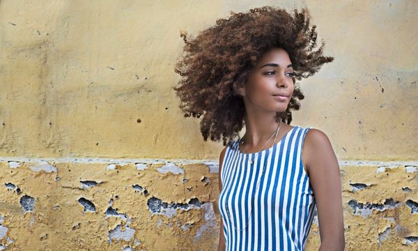 The best affordable hair products for curly hair.