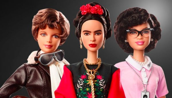 Barbie releases a Frida Kahlo doll for International Women's Day.