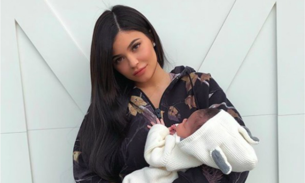 Kylie Jenner's journey to motherhood.