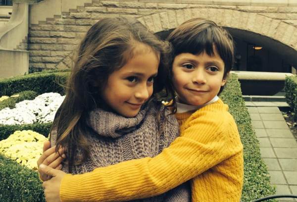 Emme and Max Muniz