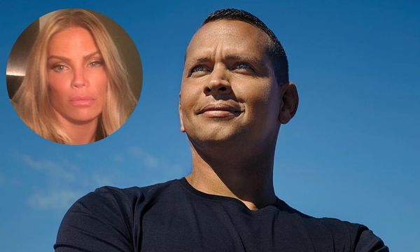 Alex Rodriguez y Jessica Canseco
