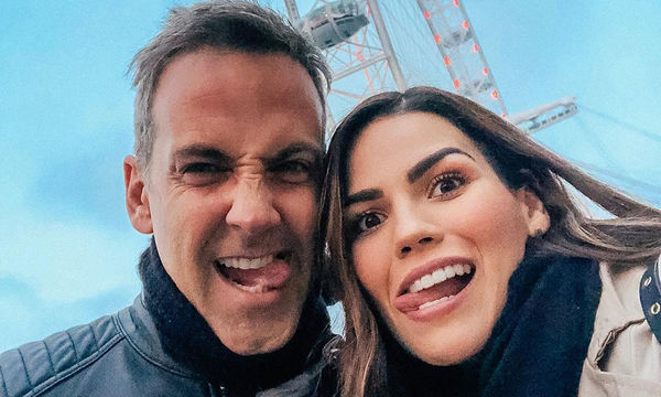 Karina Banda Carlos Ponce back together