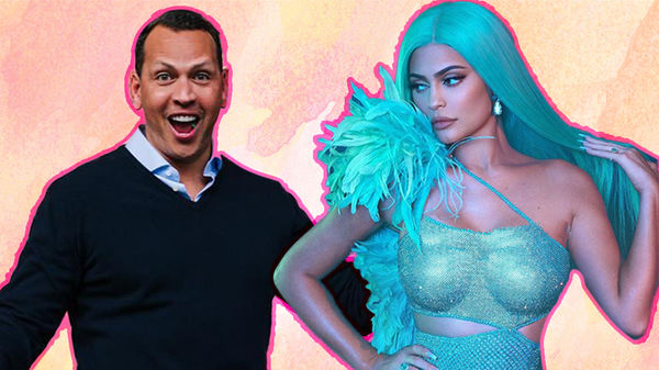 kylie jenner responds alex rodriguez