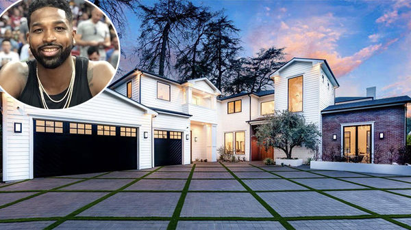 Tristan Thompson new home