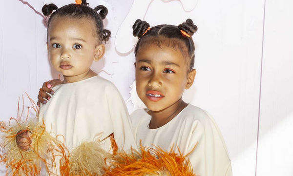 kim kardashian north west style