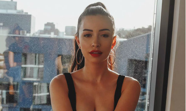 Christian Serratos selena