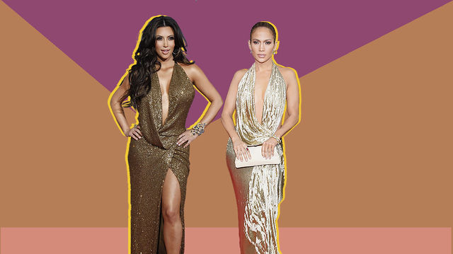 5b37930e097 All the times Jennifer Lopez s outfits totally beat out other celebs who  tried to copy her