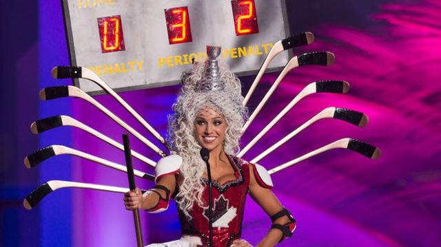 Miss Universe The most criticized national costumes of all